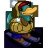 farmville ski duck
