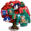 farmville sweater tree