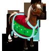 farmville winter rug horse