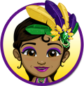 Farmville Mardi Gras Party Quest