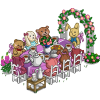 Garden Tea Party Deco