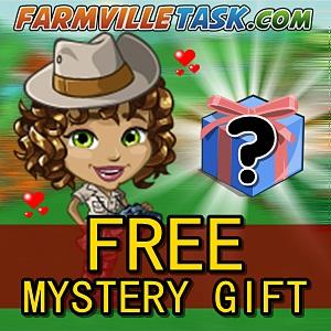 FamVille Mystery Gift 1