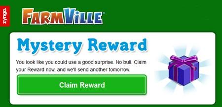 Mystery Reward 1