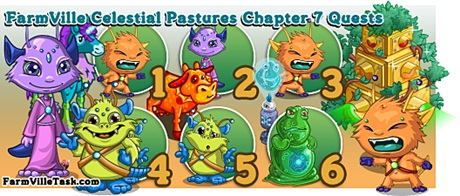 FarmVille Celestial Pastures Chapter 7
