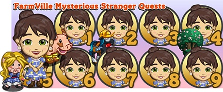 FarmVille Mysterious Stranger Quest