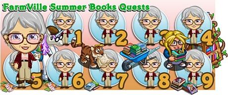 FarmVille Summer Reading Quest