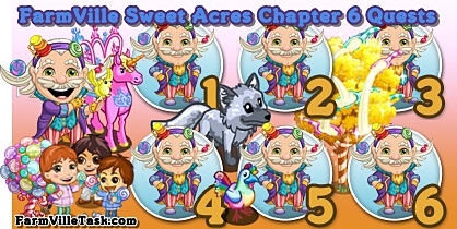 FarmVille Sweet Acres Chapter 6