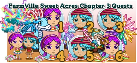 Farmville Sweet Acres 3