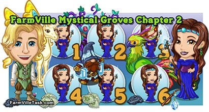 FarmVille Mystical Groves Chapter 2