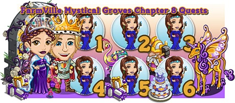 FarmVille Mystical Groves Chapter 8