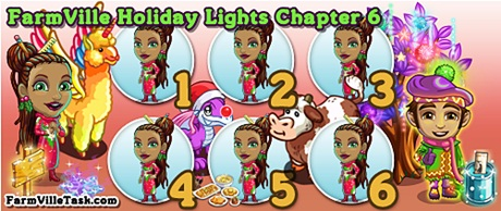 FarmVille Holiday Lights Chapter 6