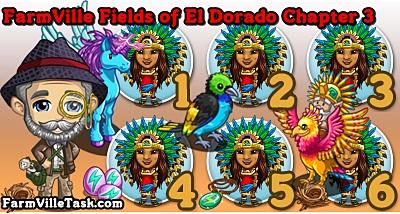 FarmVille Fields of El Dorado 3