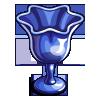 Blue Blossom Goblet
