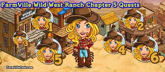 Wild West Ranch 5