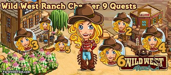 Wild West Ranch 9