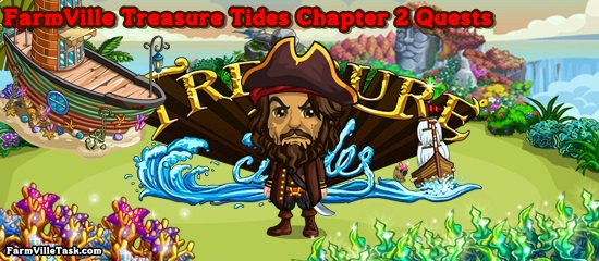 Treasure Tides Chapter 2 Quests