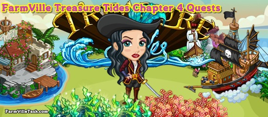 Treasure Tides Chapter 4 Quests