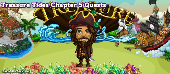 Treasure Tides Chapter 5 Quests