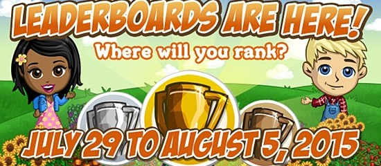 Leaderboards Challenge