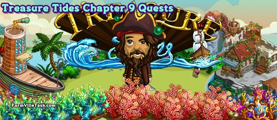 Treasure Tides Chapter 9 Quests