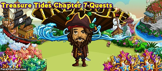 Treasure Tides Quests 7