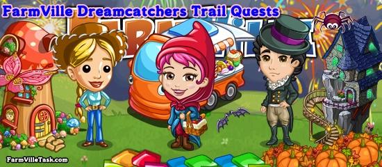 Dreamcatchers Trail Quests
