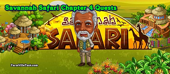 Savannah Safari Quests 4