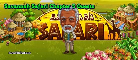 Savannah Safari Quests 5