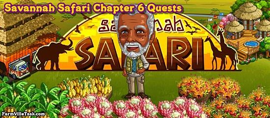 Savannah Safari Quests 6