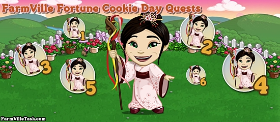 Fortune Cookie Day Quests