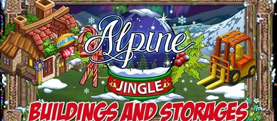 Alpine Jingle Building and Storages