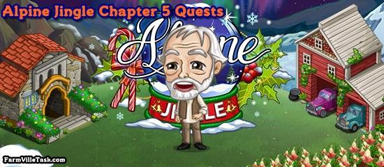 Alpine Jingle Chapter 5 Quests