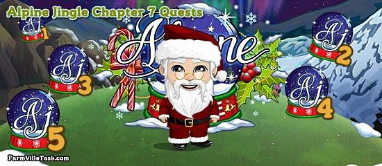 Alpine Jingle Chapter 7 Quests