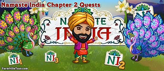 Namaste India Chapter 2 Quests