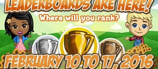 Leader Boards
