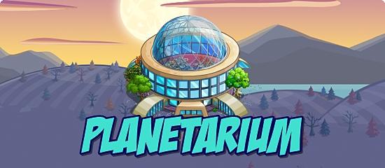 FarmVille Planetarium