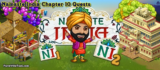 Namaste India Chapter 10 Quests