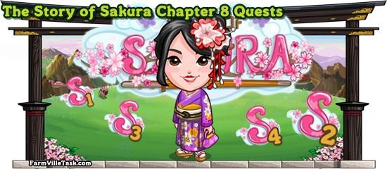 Story of Sakura Quests 8