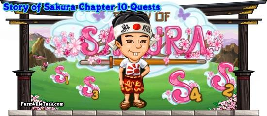 FV Story of Sakura Quests 10