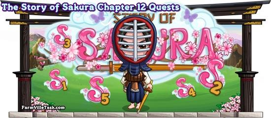 FV Story of Sakura Quests 12