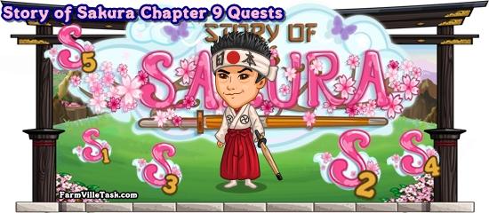 FV Story of Sakura Quests 9