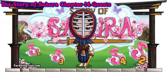 FarmVille Story of Sakura Quests 14