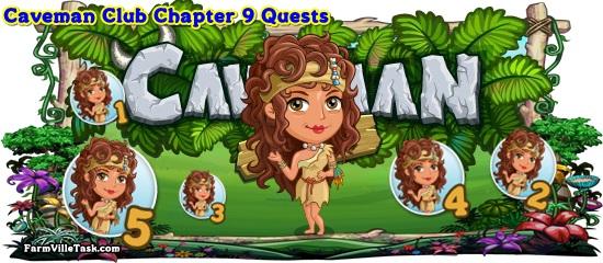 Caveman Club Quests 9
